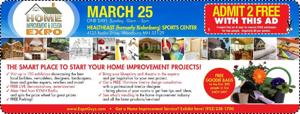 Woodbury - Home Improvement & Design Expo - Rock N Water Landscapes